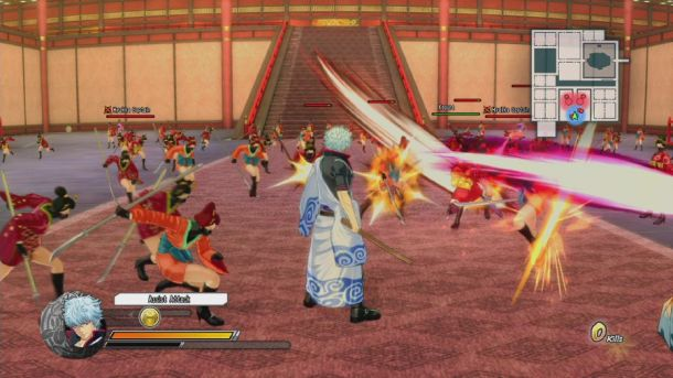 Gintama Rumble | Gameplay