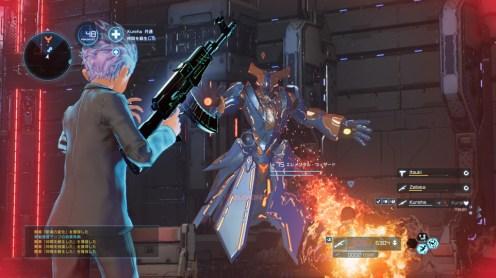 Sword Art Online: Fatal Bullet   Screenshot 11