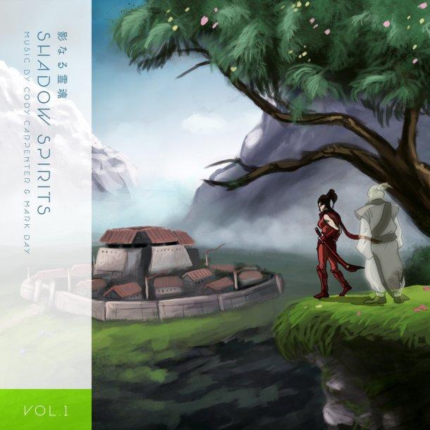 Shadow Spirits Vol. 1 cover art