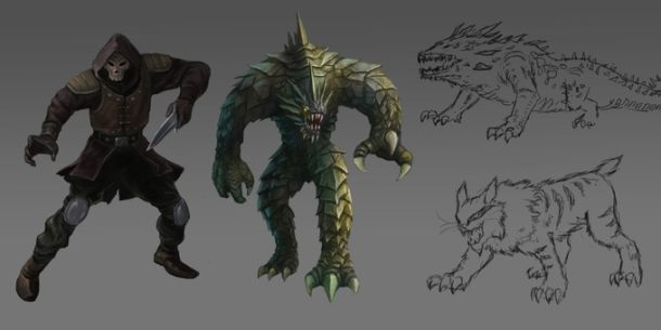 Blade of Unagi | Critters