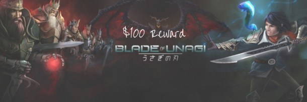 Blade of Unagi | Rewards