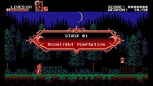 Bloodstained Curse of the Moon | Familiar