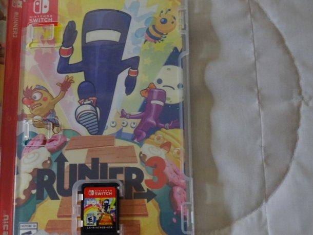 Runner3 | Interior Game