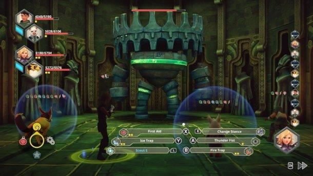 Earthlock | Tower Boss