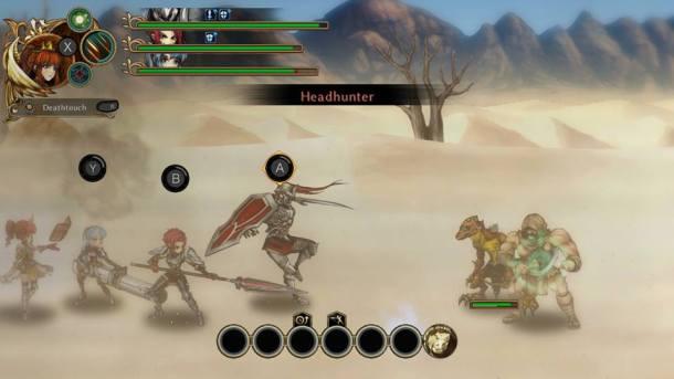 Fallen Legion | Combat