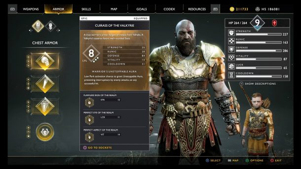 God of War | Equipment