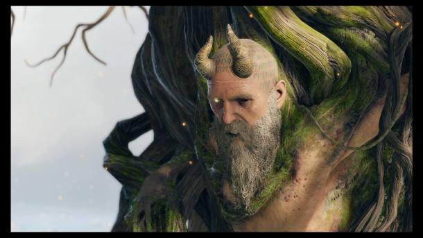 God of War | Mimir