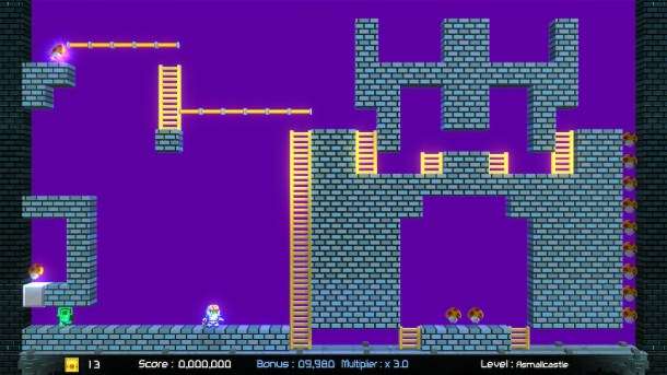 Lode Runner Legacy | A player created level