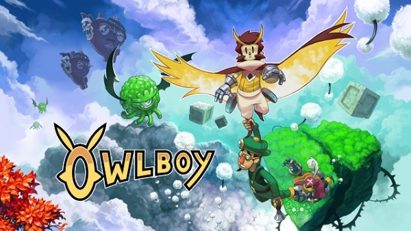 Owlboy | Logo Art