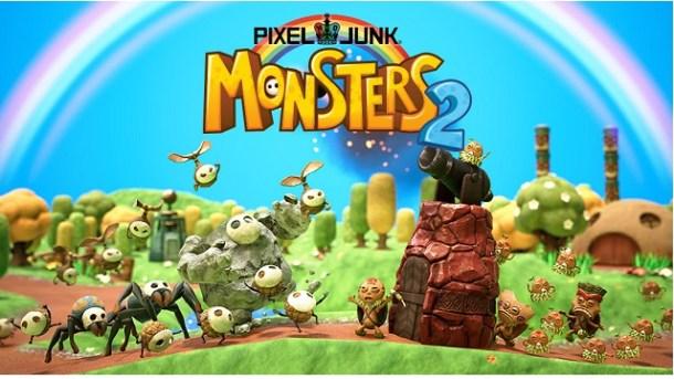 oprainfall | PixelJunk Monsters 2