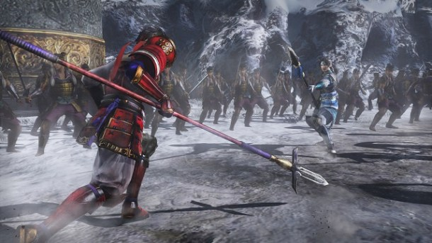 Warriors Orochi 4 Face off
