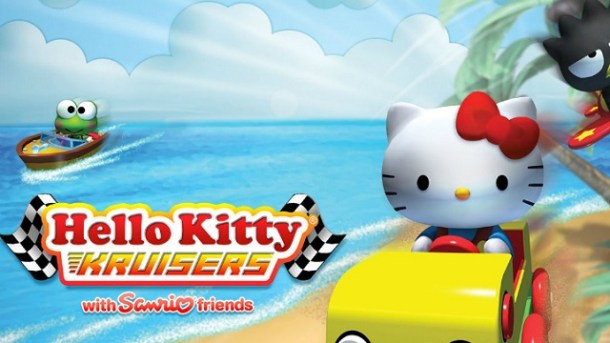 Hello Kitty Kruisers Switch