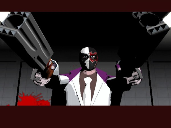 Killer7 Mask de Smith
