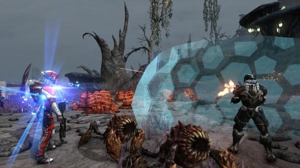 Defiance 2050 | Shields