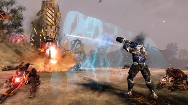Defiance 2050 | Blast