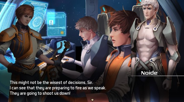 Azure Saga: Pathfinder | Prologue sequence