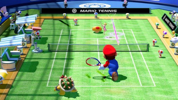 Mario Tennis: Ultra Smash, Wii U, 2015
