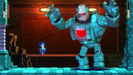 Mega Man 11 | Block Man