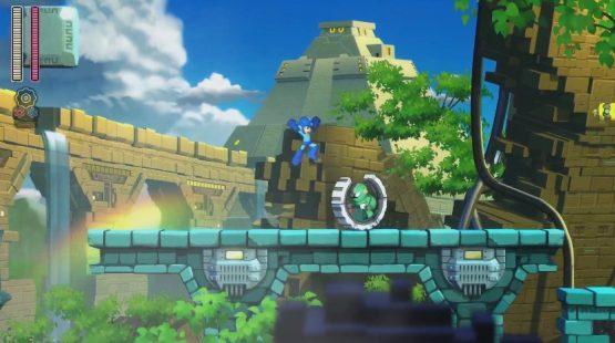 Mega Man 11 | Outside
