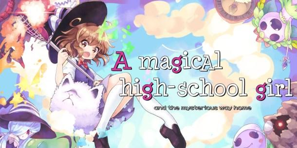 Nintendo Download | A Magical High School Girl