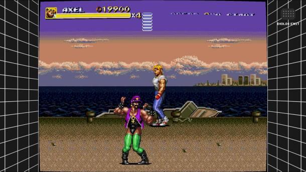 SEGA Genesis Classics | Bare Knuckle boss
