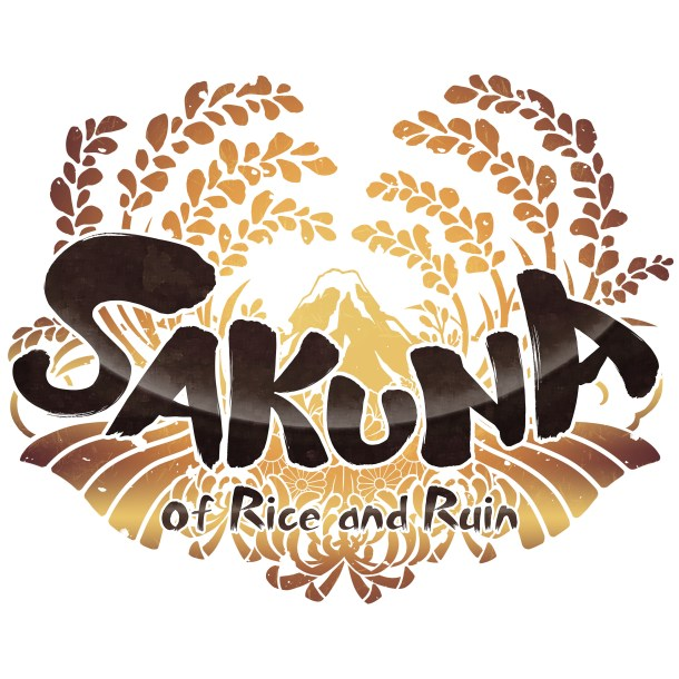Sakuna: Of Rice and Ruin | Logo