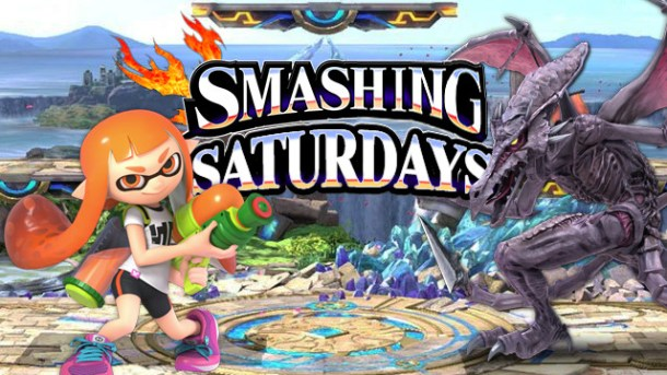 Smashing Saturdays