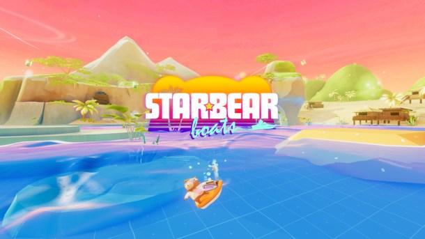 IndieCade | Starbear Boats Logo