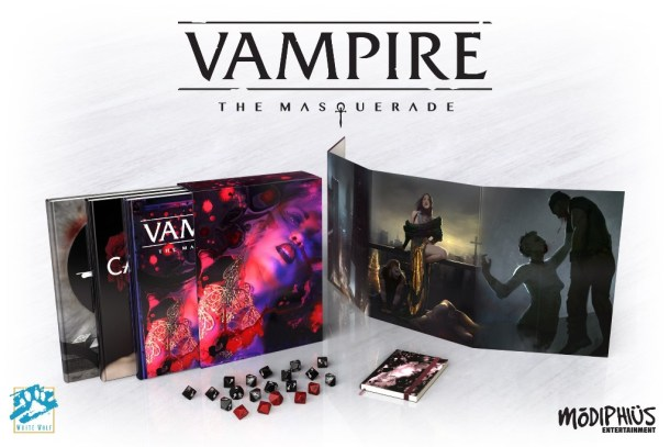 Vampire: The Masquerade | Display