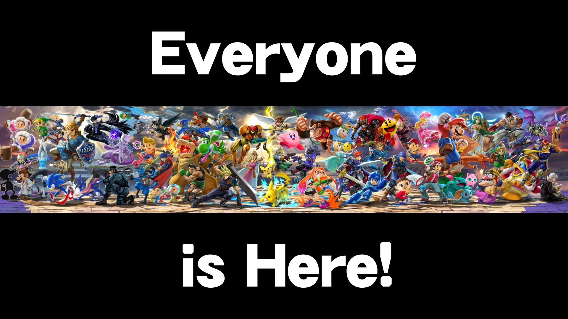 E3 2018 New Information On Super Smash Bros Ultimate Oprainfall