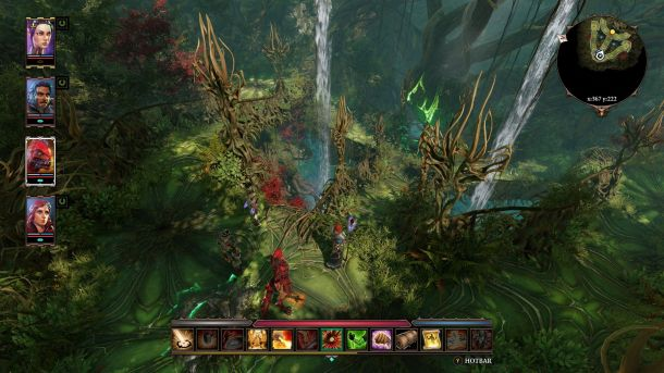 Divinity Original Sin 2: Definitive Edition | Hotbar