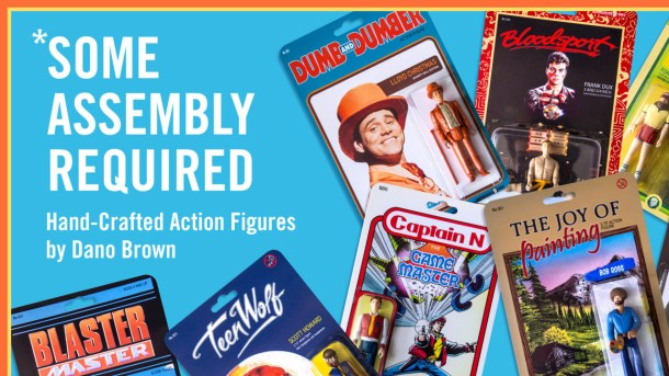 Some Assembly Required | Exhibit
