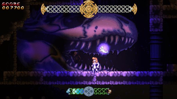 Battle Princess Madelyn | Dinosaur