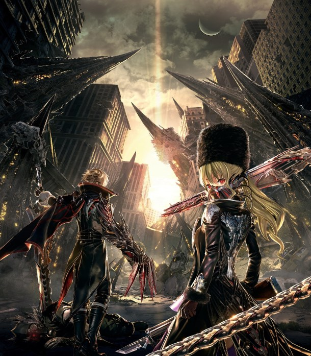 Code Vein | Key Art