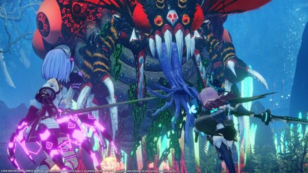 Death end re;Quest | Enemy 1