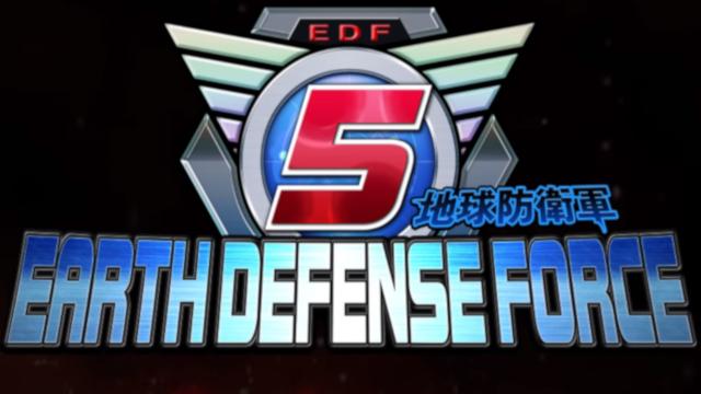 Earth Defense Force 5 | Logo