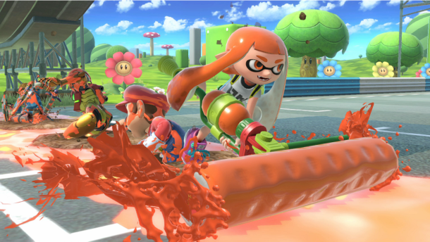 Super Smash Bros. Ultimate | Inklings