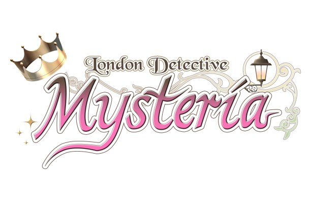London Detective Mysteria | Logo