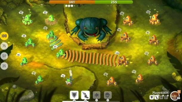 Mushroom wars 2 | froggie