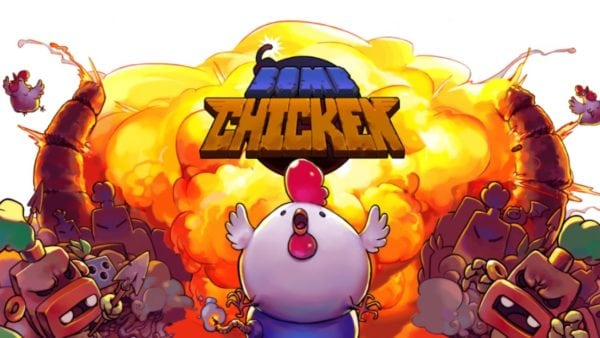 Nintendo Download | Bomb Chicken