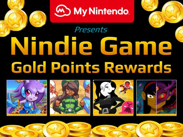 Nintendo Download | Nindie Rewards