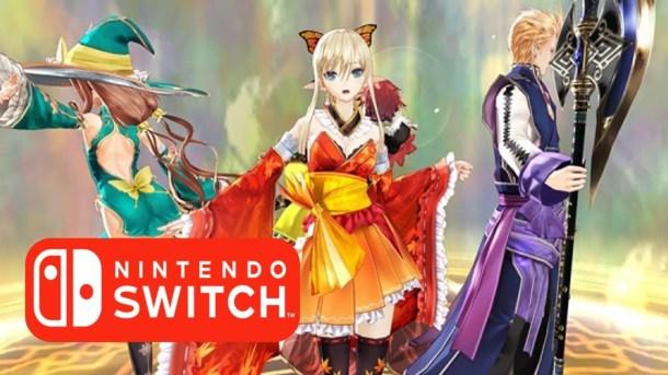 Nintendo Download | Shining Resonance Refrain