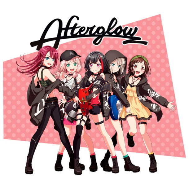 BanG Dream! | Afterglow