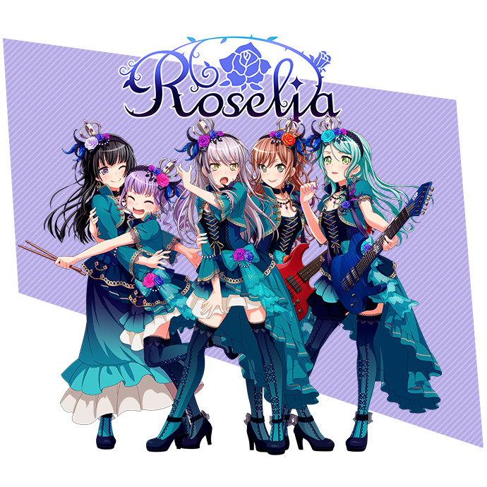 Roselia Claims Victory in BanG Dream! 1st General Election ...