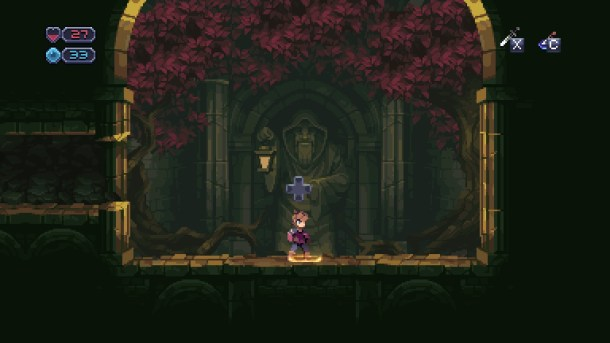 Chasm | Save Points