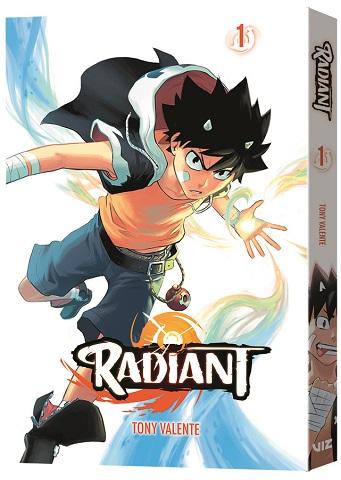 Radiant Via VIZ Media