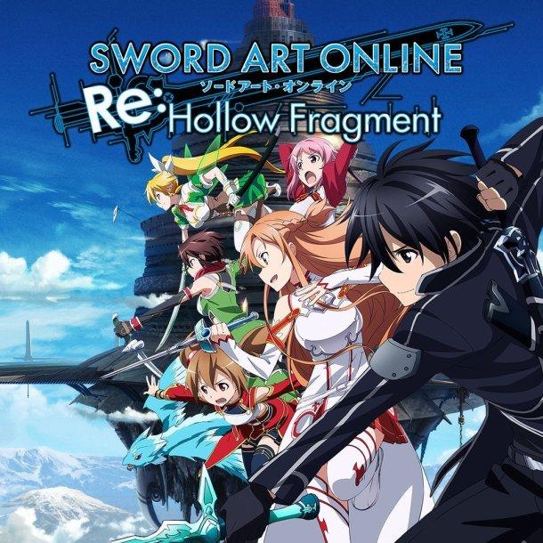 Sword Art Online Re: Hollow Fragment   Visual
