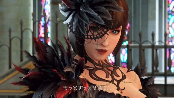 Tekken 7 | Anna Williams in-game