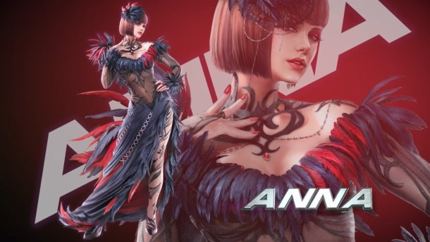 Tekken 7 | Anna Williams intro