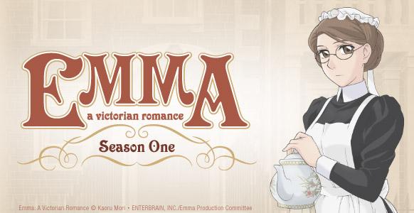 Emma: A Victorian Romance Key